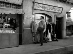 el filmo LA GRANDA DIKTATORO de Chaplin's