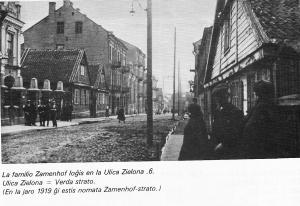abitazione di Zamenhof a Bjalistok altra via0001