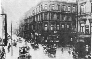Varsavia - Ulica Dzika