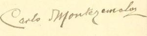 cartolina 1932 - 2 Montezemolo