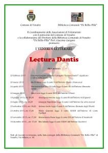 150720 Lectura Dantis