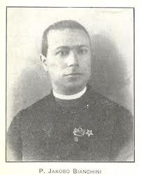 Bianchini nel 1916