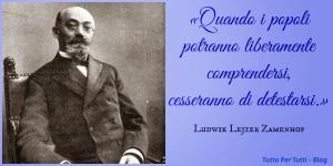 Ludwik Lejzer Zamenhof