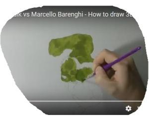 Marcello Barenghi in azione